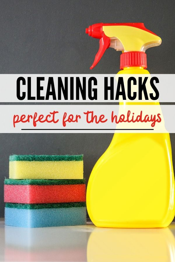 tips to clean house fast