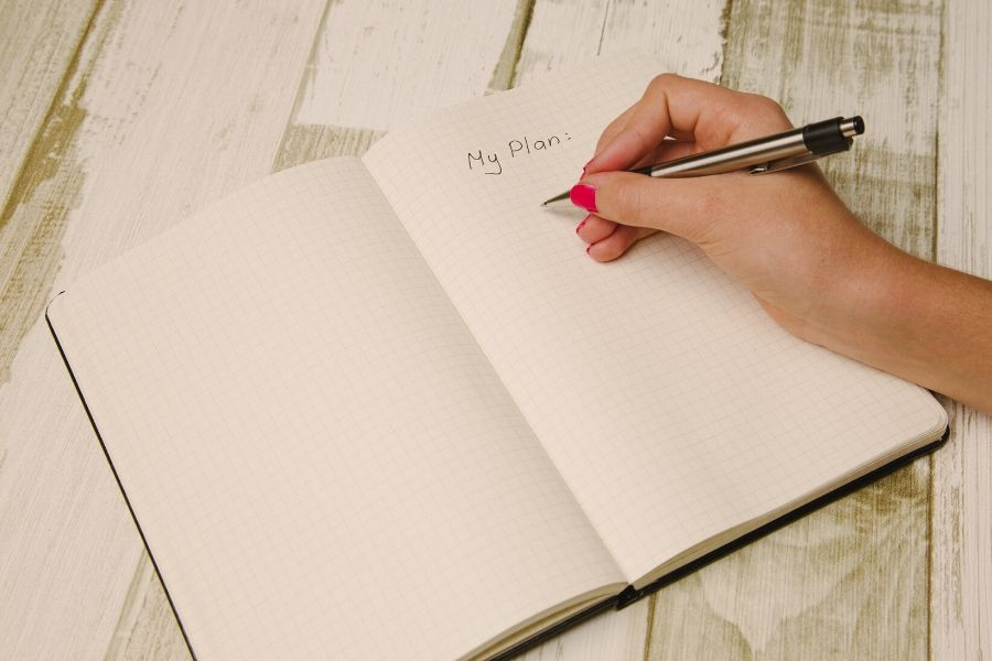New Year Goals: 10 Tips on How to Get Organized