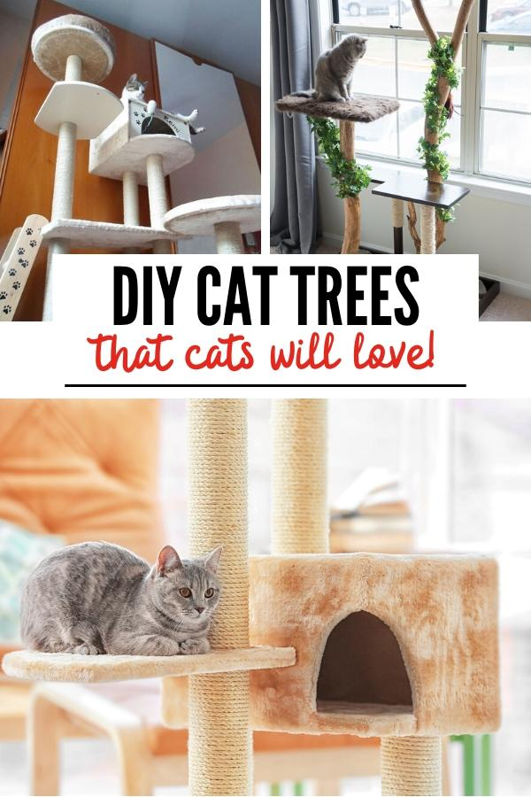 Diy Cat Trees Your Cat Will Love And Use