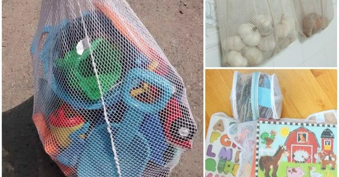 15 Ways Mesh Laundry Bags Can Make Your Life Easier