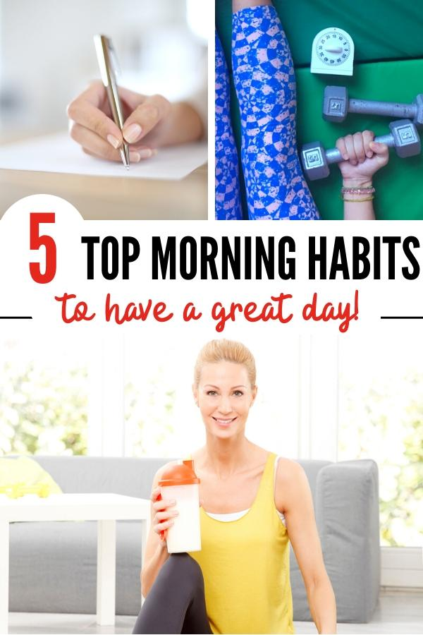 start your day off right pin image B