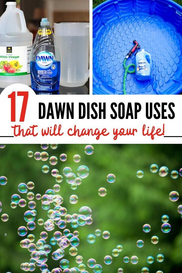 Dawn dish soap Pinterest image B