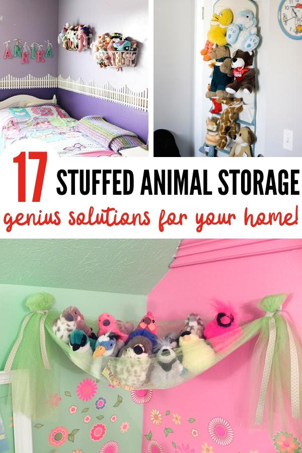 stuffed animal storage pin image B