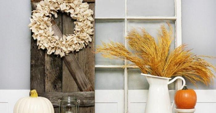 DIY fall decor featured image