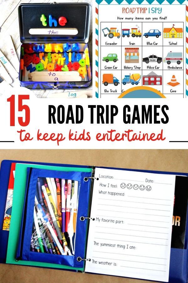 Road trip games for kids pin image B