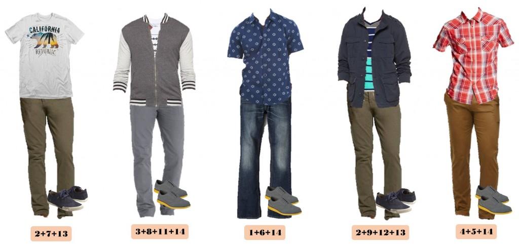 boys capsule wardrobe image