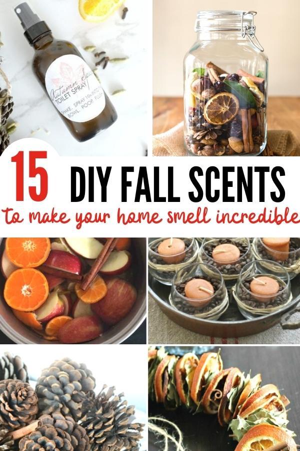 DIY Fall fall smells