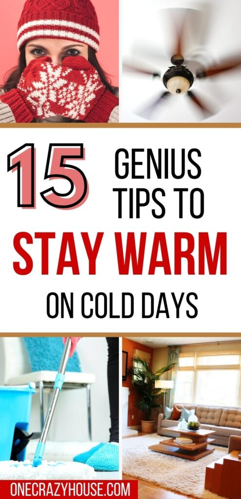 How to say warm in cold winter weather pin image