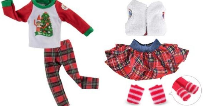13 Of The Best Elf On The Shelf Clothes To Buy This Holiday Season