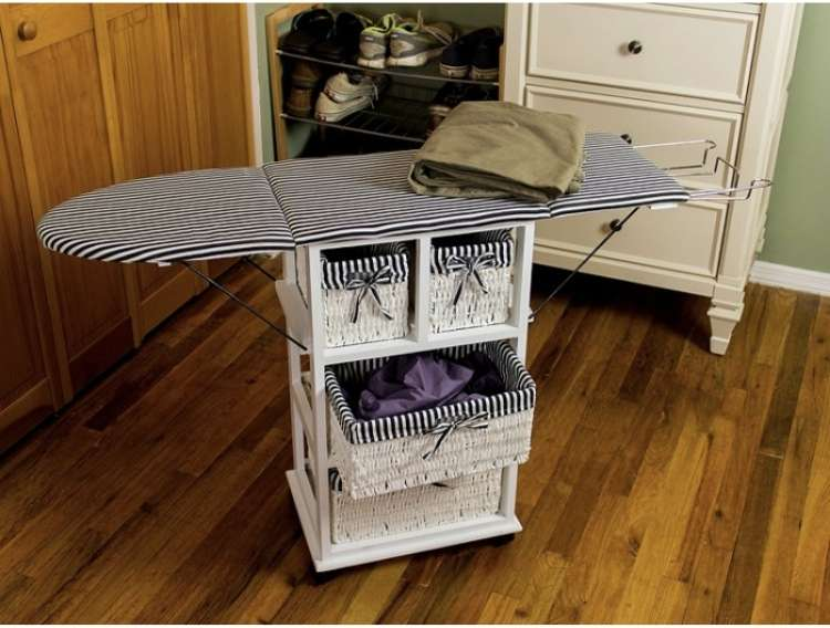 Foldable Ironing Board