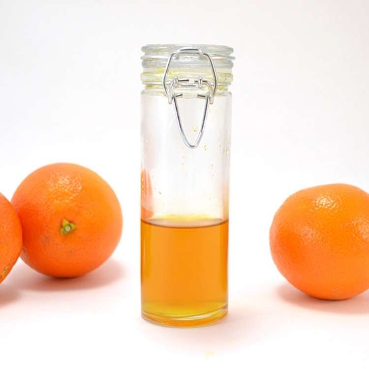 orange peel uses - natural furniture polish