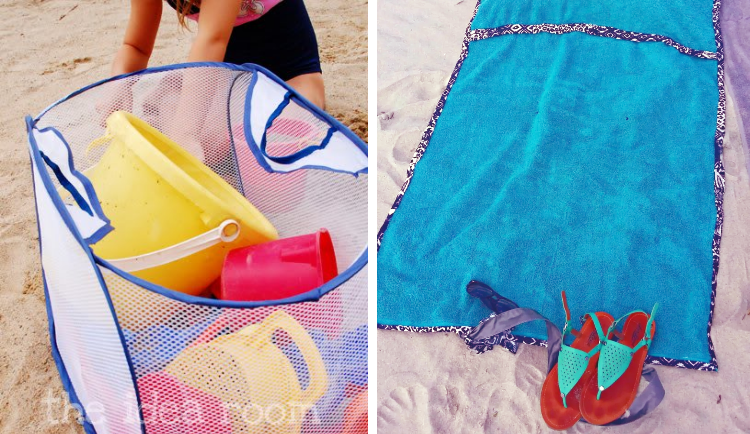 23 Beach Day Hacks For An Awesome Day At The Beach With Kids