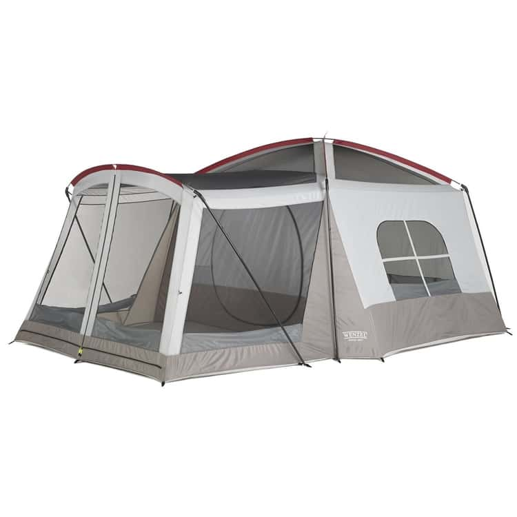 One of those best tents for camping you can't go wrong with.