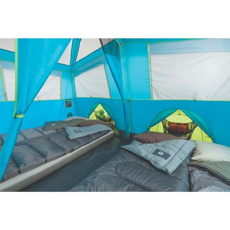 Large Camping Tent For Extra Large Family