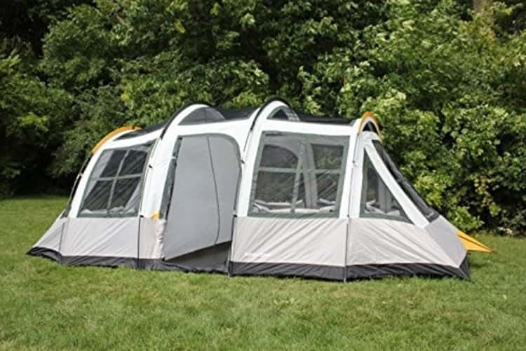 The Perfect Camping Tent For Large Families