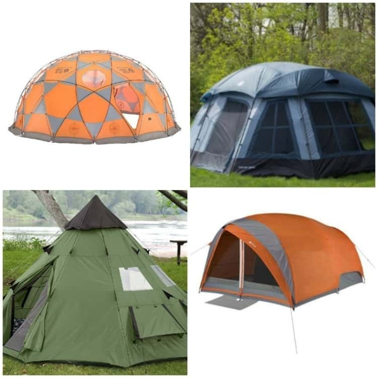 Biggest and Best Tents