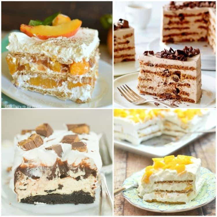 17 Yummy Ice Box Cake Recipes for Summer