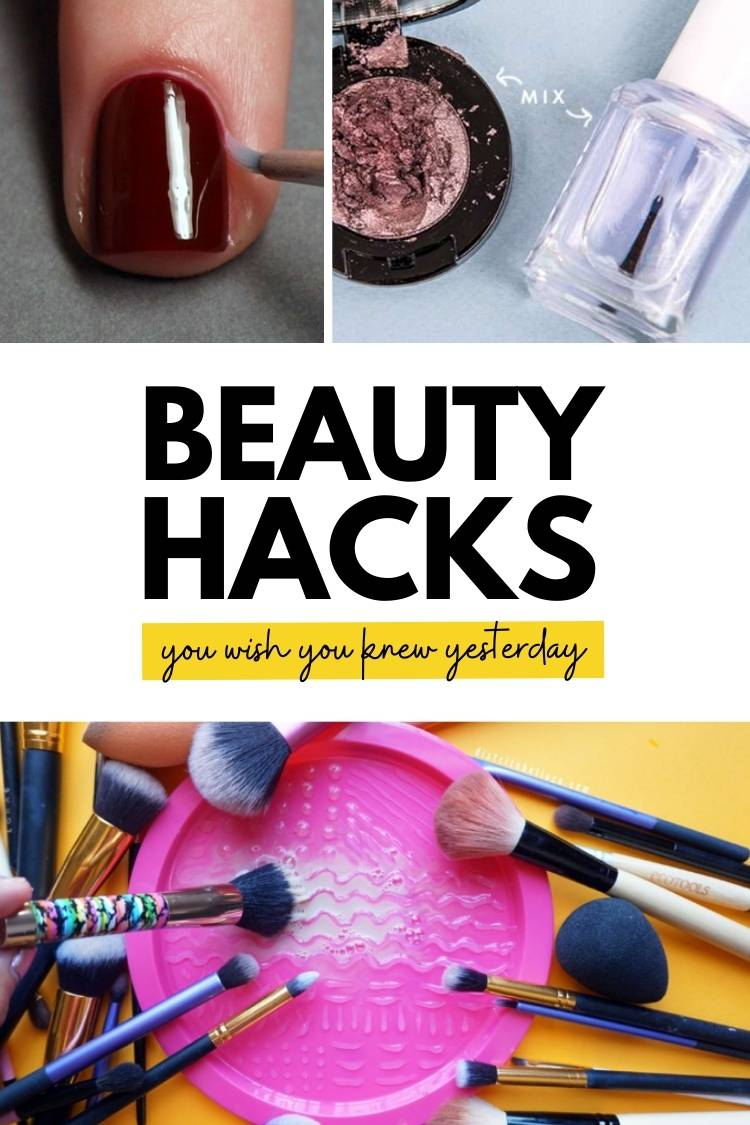 Beauty Hacks You Wish You Knew Yesterday (1)