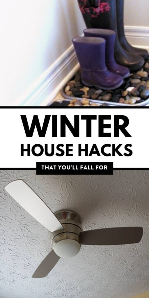 Winter House Hacks to Keep you cozy and warm
