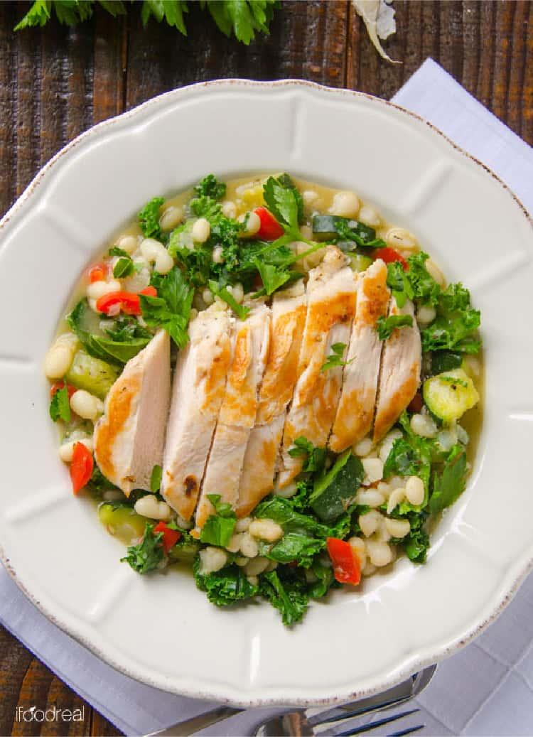 Healthy Chicken Abruzzi Recipe