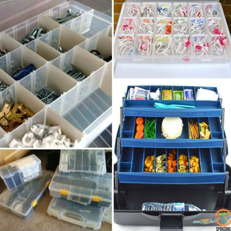 images of tackle boxes