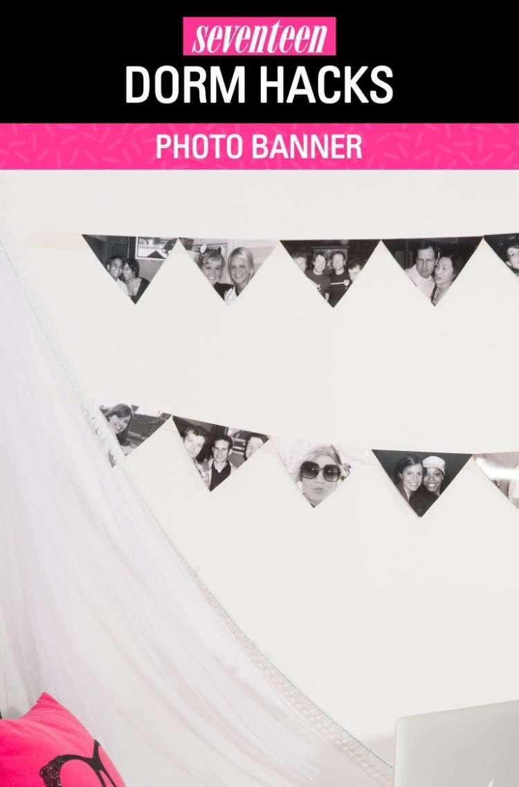 OneCrazyHouse Dorm Room Decor photos arranged as a banner