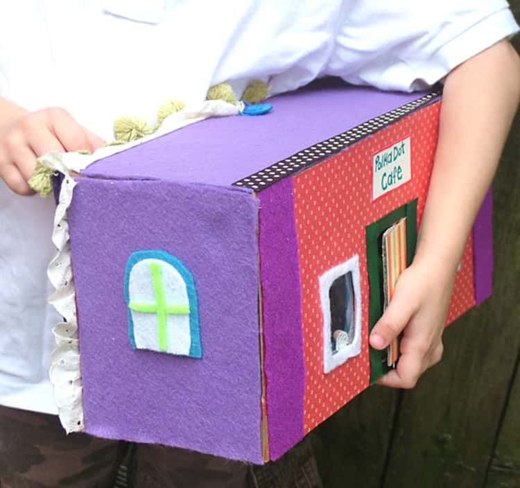 A Doll House or Make-Play Cafe
