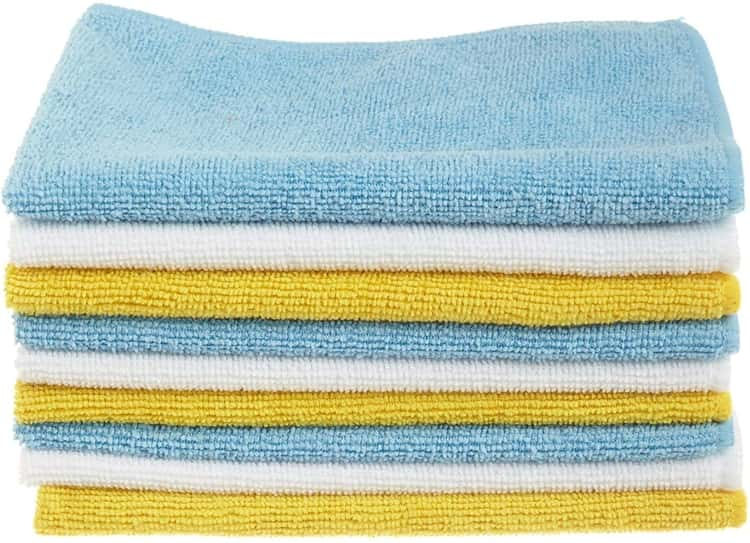 Fibre Cloths For Window Blinds Cleaning Hack