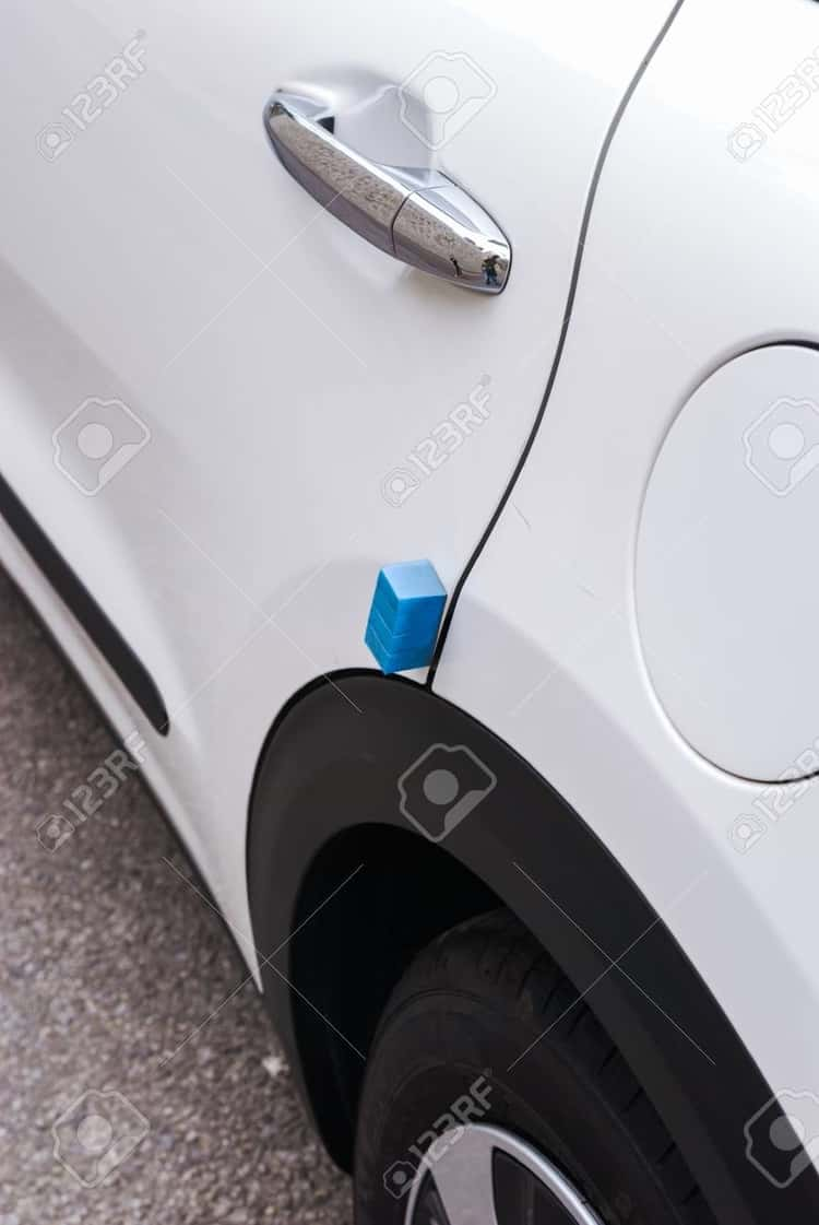 Foam rubber for your car door protection