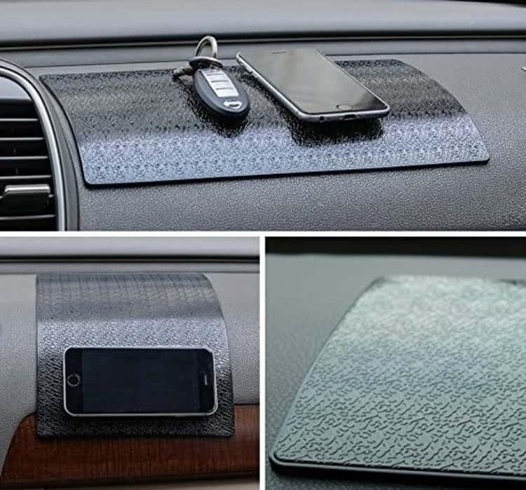 Phone Dashboard Non-slip Pad Car Gadget