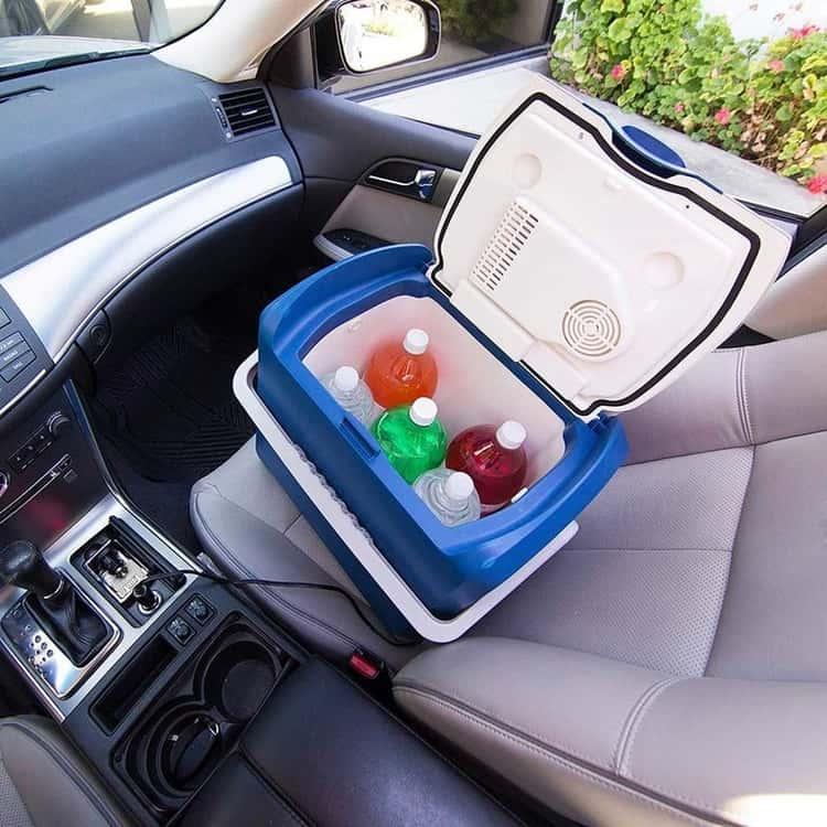 Wagan cooler/warmer car gadget