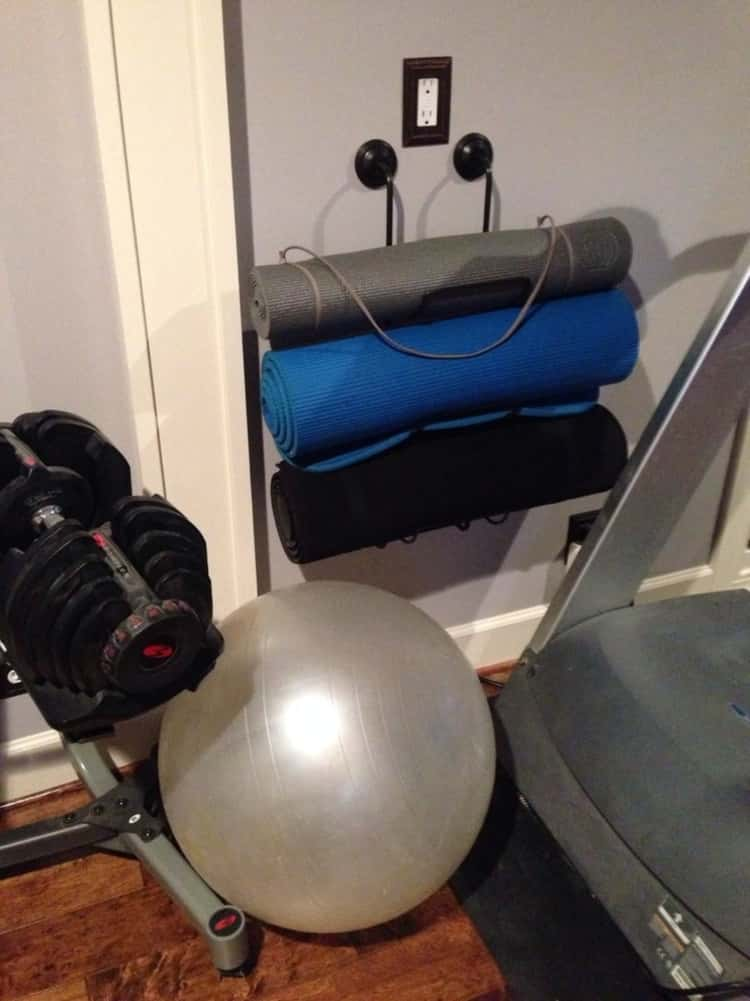 Gym Equipment Holder