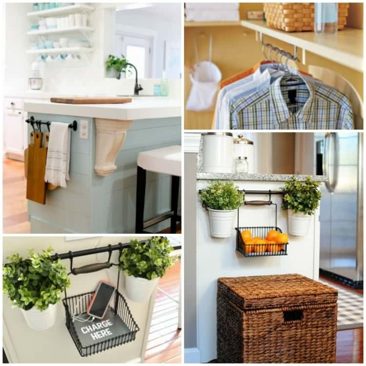 Towel Holder Ideas for Your Home