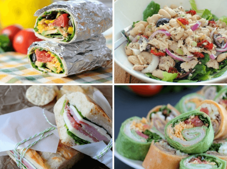 yummy no cook meals options are the best for summertime
