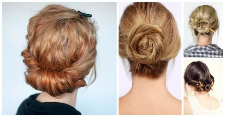 Easy Morning Routine Hair Updos