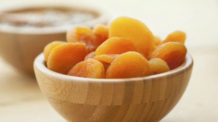 Apricots for Stretch Marks Removal