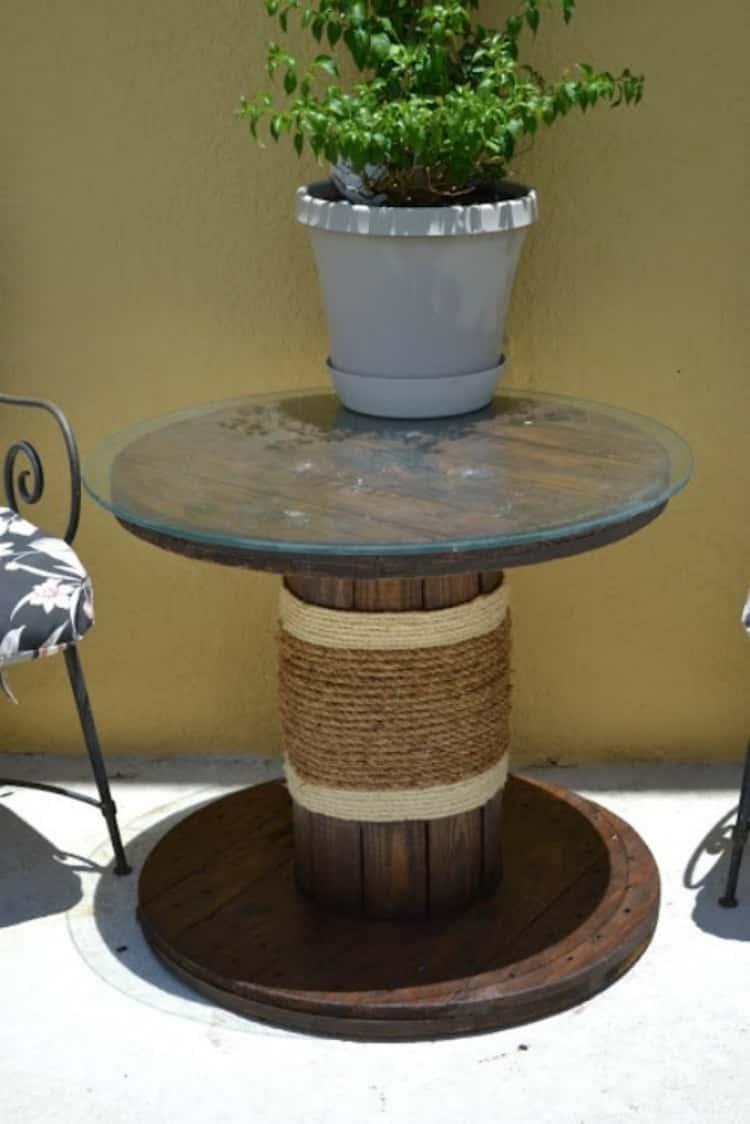ballard-design-inspired-patio-table