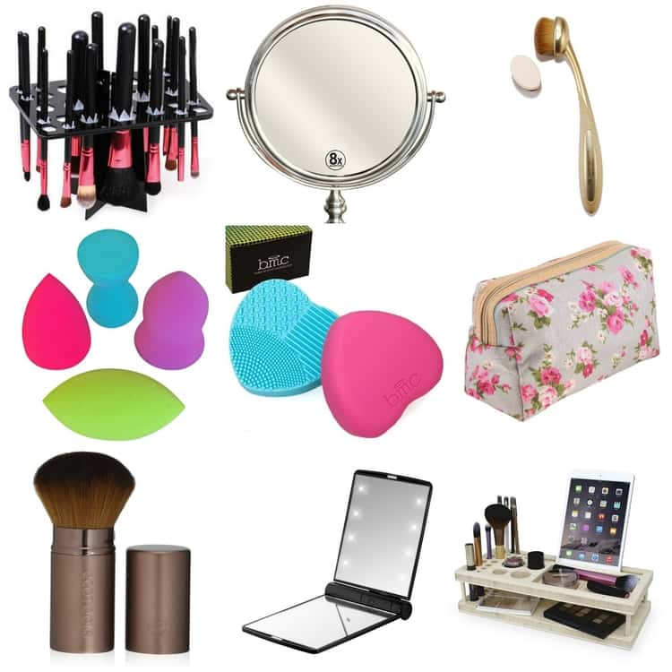 13 must have makeup acessories