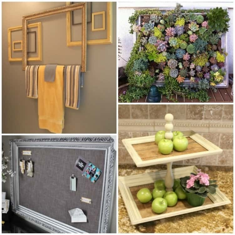 Picture frame project ideas for everyone at home