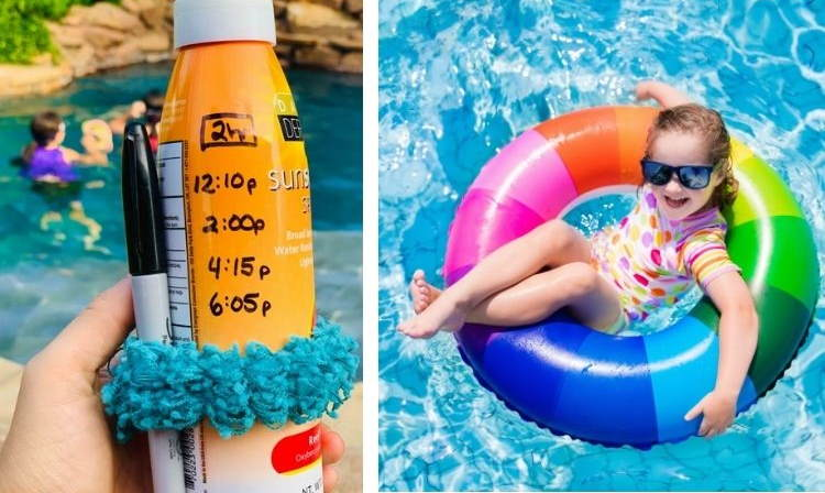 21 Pool Tips, Tricks and Storage Ideas For Extra Poolside Fun