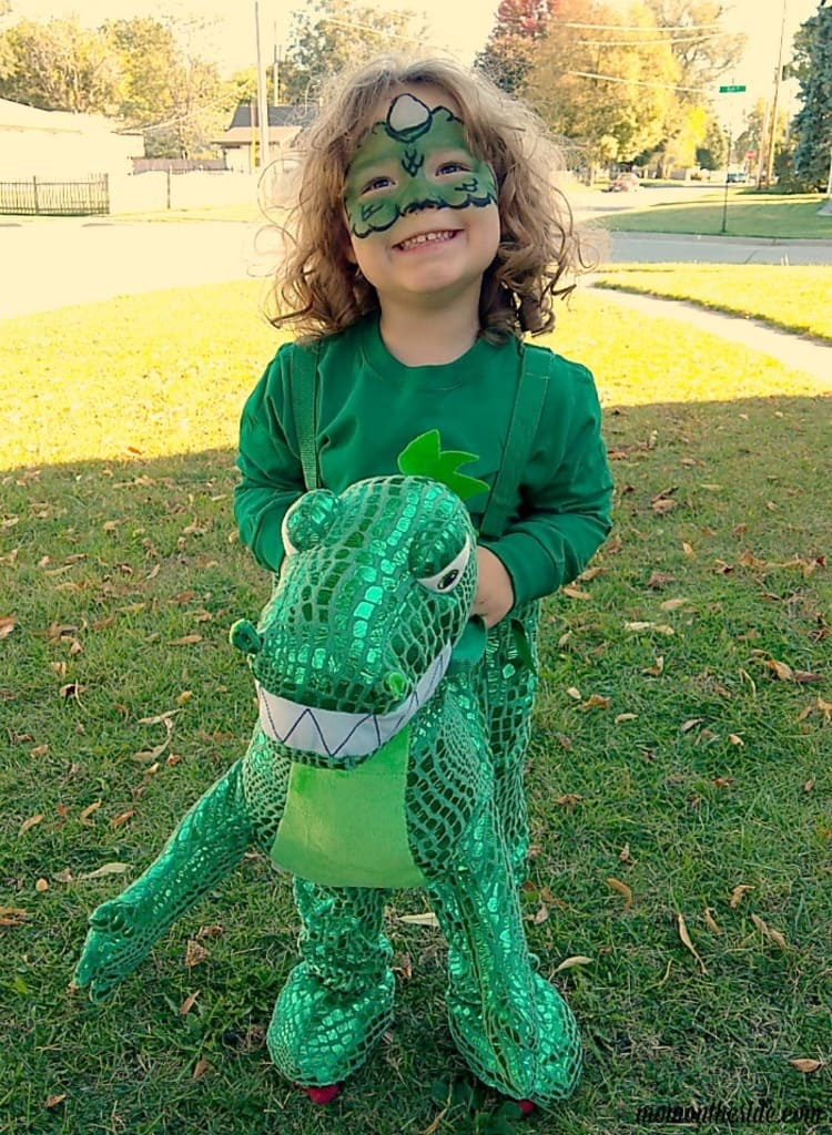 Halloween Costumes Dinosaur and Unicorn Face Painting Tutorials for Kids