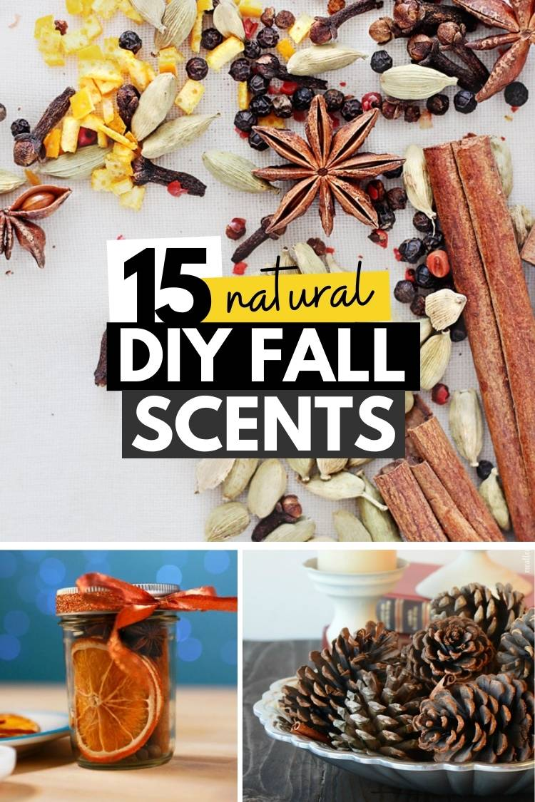 DIY fall scents for the home