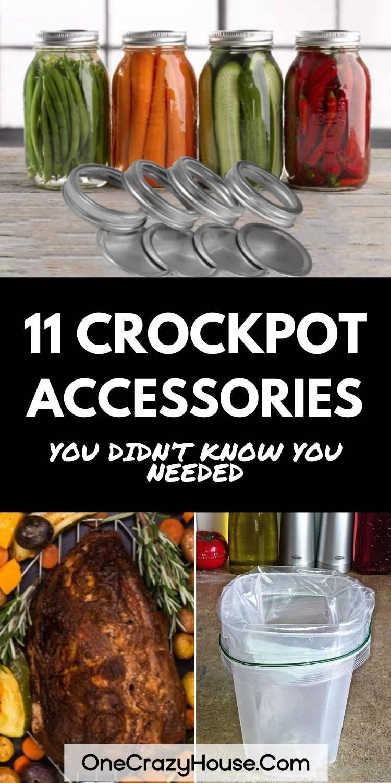 crockpot accessories you'll love