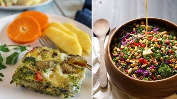 Quick Plant-Based Meals and Snacks